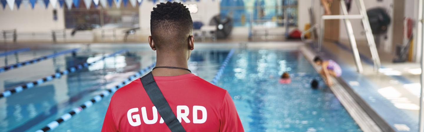 Become a certified lifeguard through training at the Y