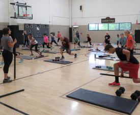 Free Group Ex Classes | YMCA of Monroe County