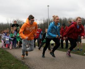 Spring Run/Walk 5K