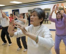 Tai Chi   YMCA of Monroe County